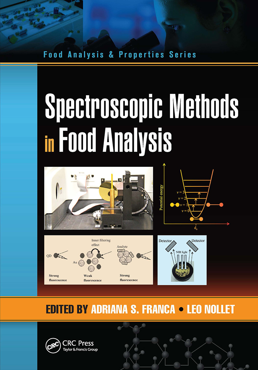 Spectroscopic Methods in Food Analysis book cover