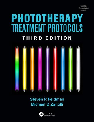 Phototherapy Treatment Protocols: 3rd Edition (Paperback) book cover