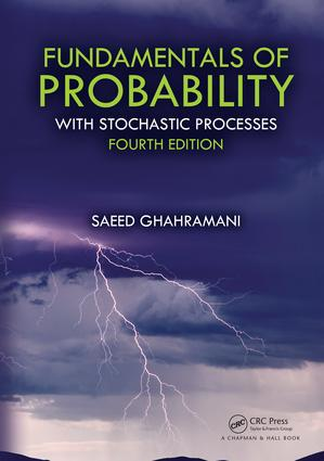 Fundamentals of Probability: With Stochastic Processes, 4th Edition (Hardback) book cover