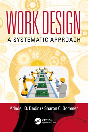 Work Design: A Systematic Approach, 1st Edition (Paperback) book cover