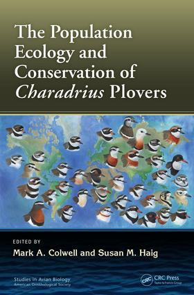 The Population Ecology and Conservation of Charadrius Plovers: 1st Edition (Hardback) book cover