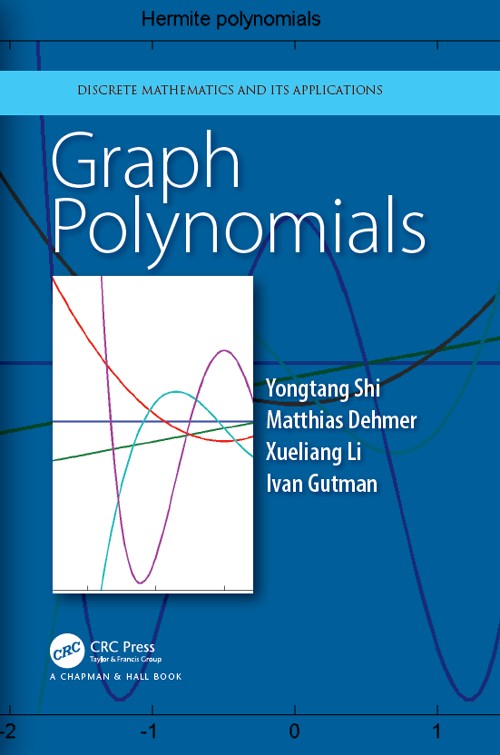 Graph Polynomials: 1st Edition (Hardback) book cover