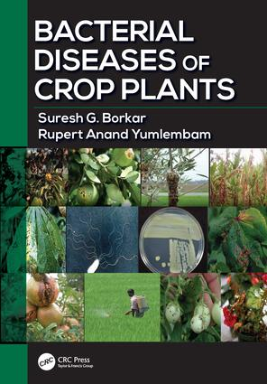 Bacterial Diseases of Crop Plants: 1st Edition (Hardback) book cover