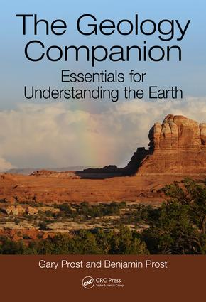 The Geology Companion: Essentials for Understanding the Earth, 1st Edition (Hardback) book cover