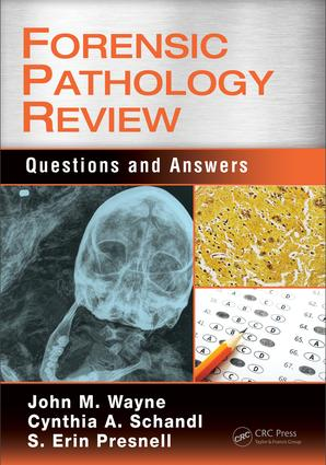 Forensic Pathology Review: Questions and Answers book cover