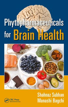 Phytopharmaceuticals for Brain Health: 1st Edition (Hardback) book cover