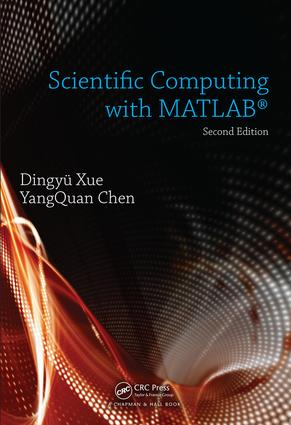 Scientific Computing with MATLAB: 2nd Edition (Hardback) book cover