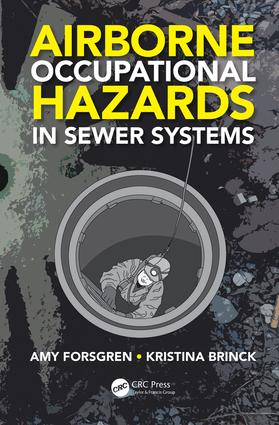 Airborne Occupational Hazards in Sewer Systems: 1st Edition (Hardback) book cover