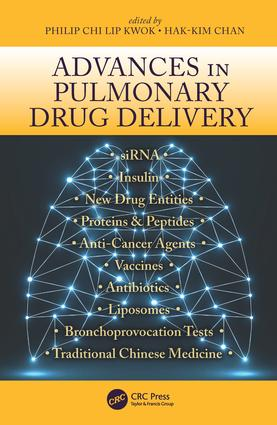 Advances in Pulmonary Drug Delivery: 1st Edition (Hardback) book cover