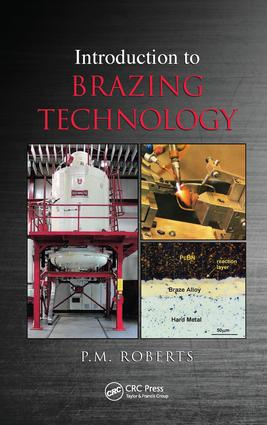 Introduction to Brazing Technology: 1st Edition (Hardback) book cover