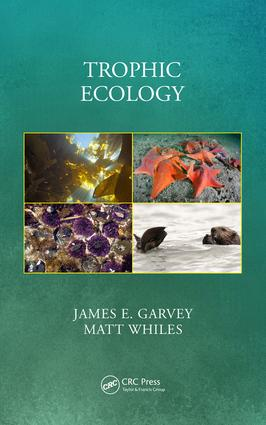 Trophic Ecology: 1st Edition (Hardback) book cover