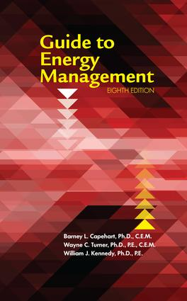 Guide to Energy Management, Eighth Edition: 8th Edition (Hardback) book cover