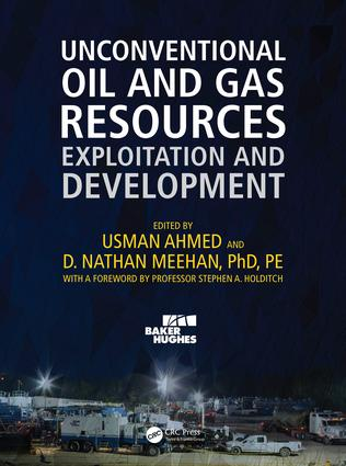 Unconventional Oil and Gas Resources: Exploitation and Development, 1st Edition (Hardback) book cover