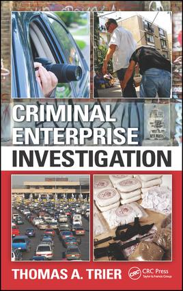 Criminal Enterprise Investigation book cover