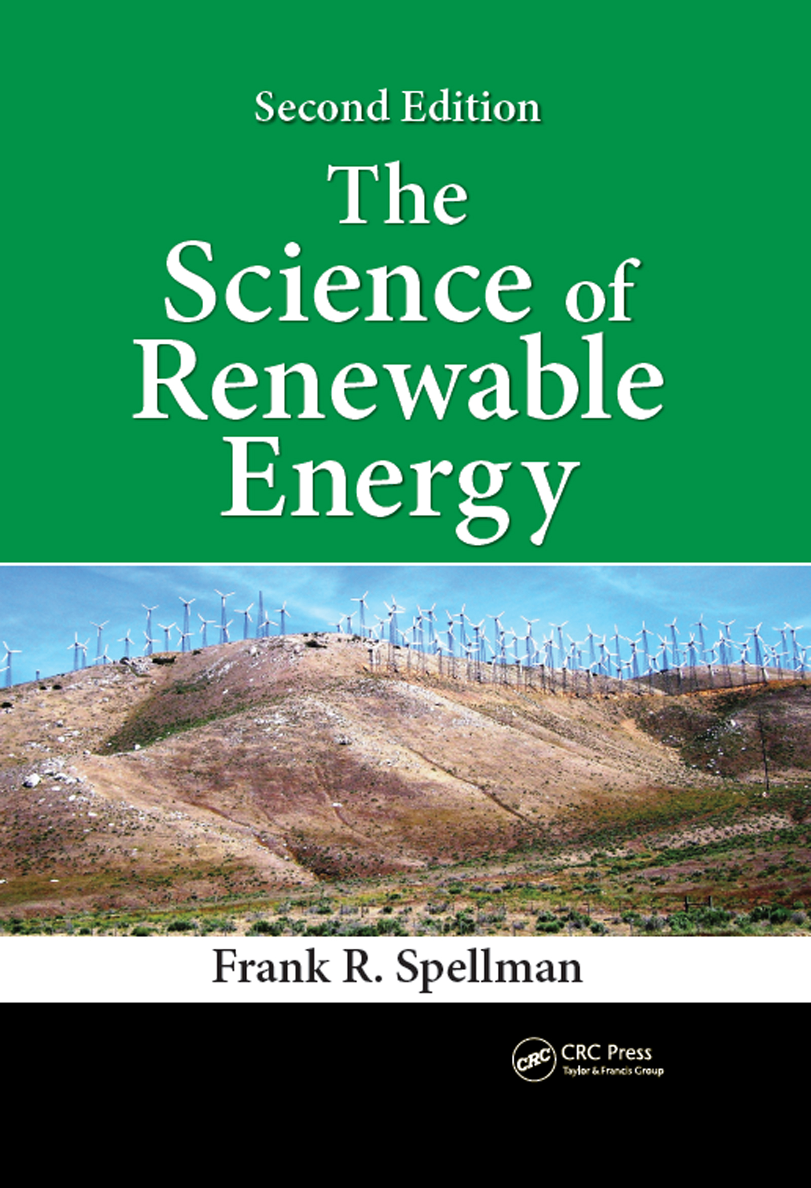The Science of Renewable Energy: 2nd Edition (Hardback) book cover