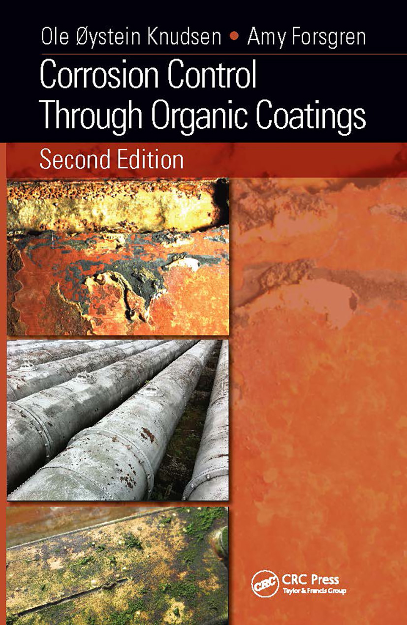 Corrosion Control Through Organic Coatings: 2nd Edition (e-Book) book cover