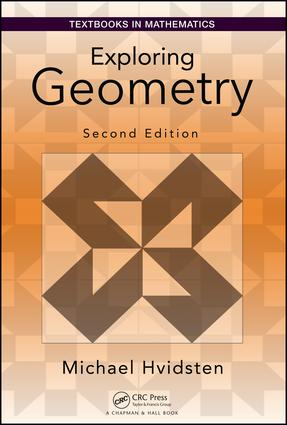 Exploring Geometry, Second Edition book cover