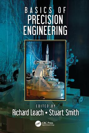 Basics of Precision Engineering: 1st Edition (Hardback) book cover