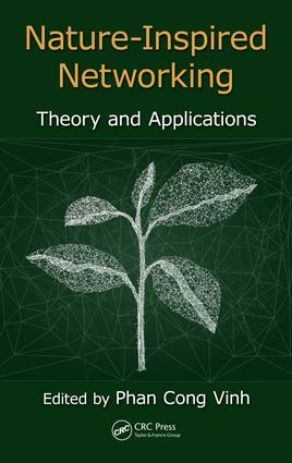 Nature-Inspired Networking: Theory and Applications book cover