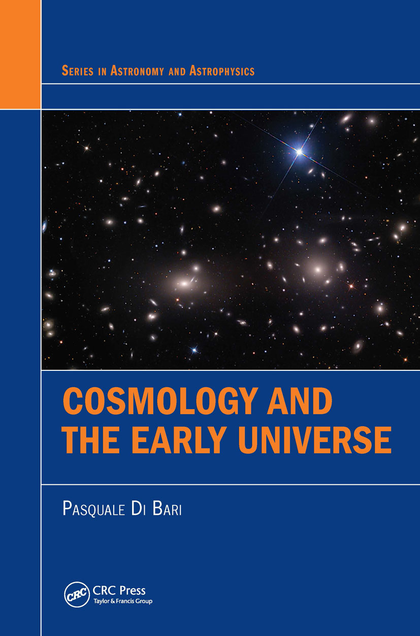 Cosmology and the Early Universe: 1st Edition (Hardback) book cover