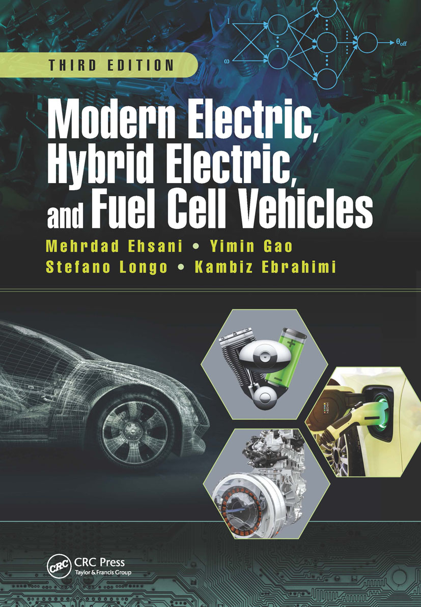 Modern Electric, Hybrid Electric, and Fuel Cell Vehicles book cover