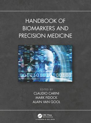Handbook of Biomarkers and Precision Medicine book cover
