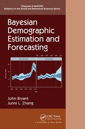 Bayesian Demographic Estimation and Forecasting: 1st Edition (Hardback) book cover