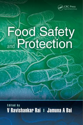 Food Safety and Protection: 1st Edition (Hardback) book cover