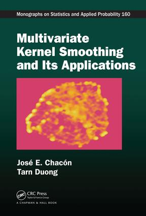 Multivariate Kernel Smoothing and Its Applications book cover