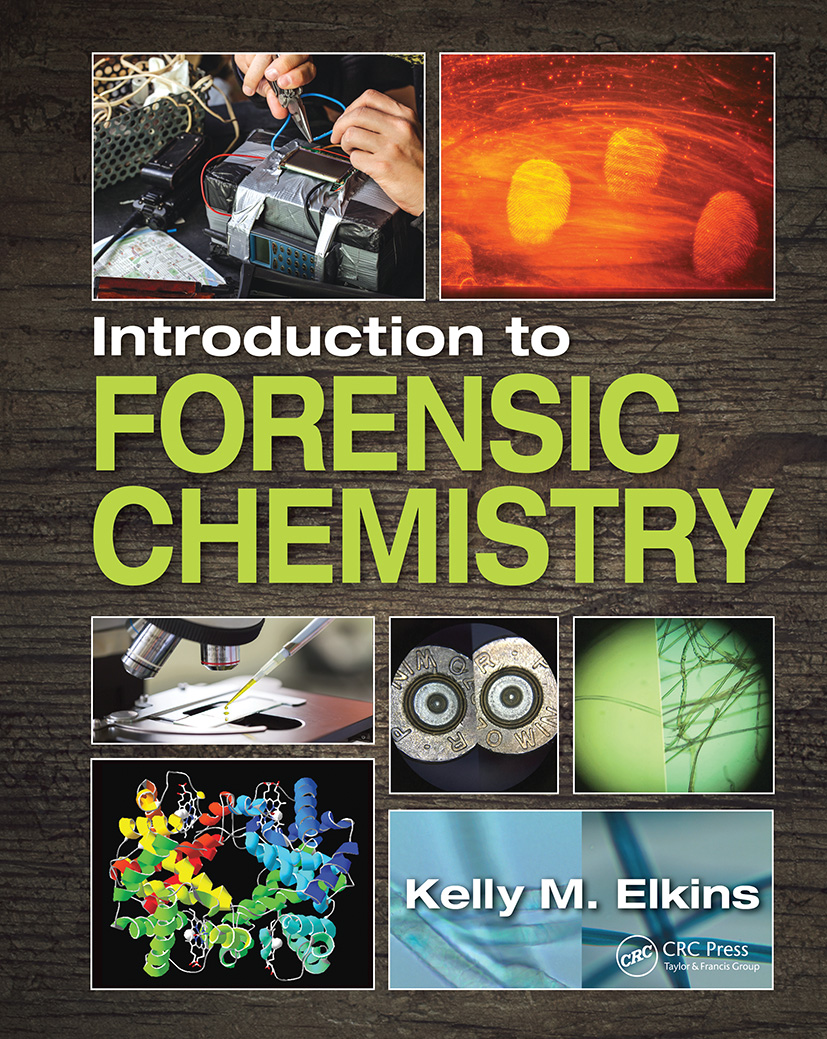Introduction to Forensic Chemistry book cover