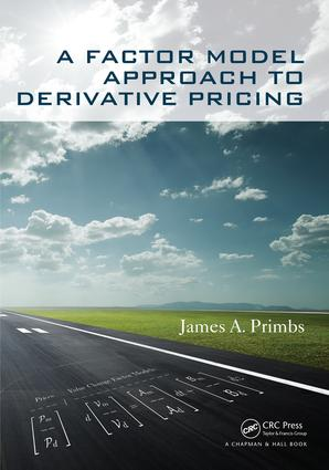 A Factor Model Approach to Derivative Pricing