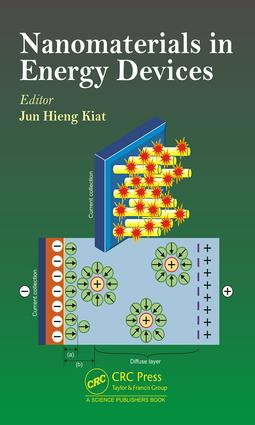 Nanomaterials in Energy Devices: 1st Edition (Hardback) book cover