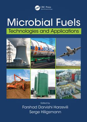 Microbial Fuels: Technologies and Applications, 1st Edition (Hardback) book cover
