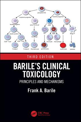 Barile's Clinical Toxicology: Principles and Mechanisms book cover