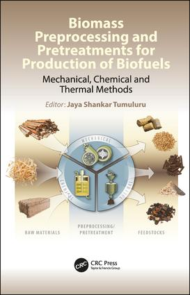 Chemical Preprocessing of Feedstocks for Improved Handling and Conversion to Biofuels
