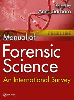 Manual of Forensic Science: An International Survey book cover