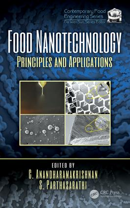 Food Nanotechnology: Principles and Applications, 1st Edition (Hardback) book cover