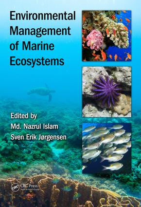 Environmental Management of Marine Ecosystems: 1st Edition (Hardback) book cover