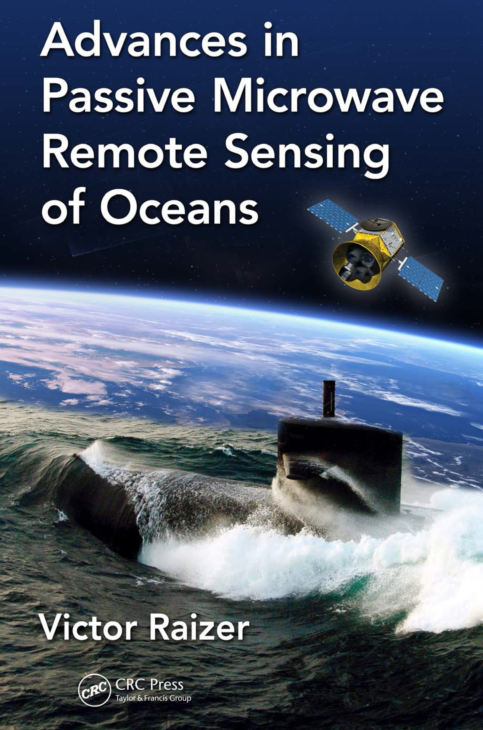 Advances in Passive Microwave Remote Sensing of Oceans: 1st Edition (Hardback) book cover