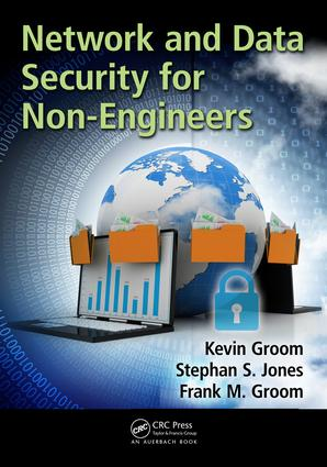 Network and Data Security for Non-Engineers: 1st Edition (Paperback) book cover