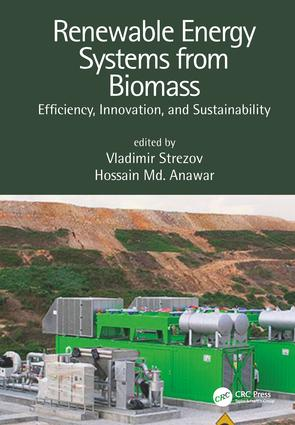 Renewable Energy Systems from Biomass: Efficiency, Innovation and Sustainability, 1st Edition (Hardback) book cover