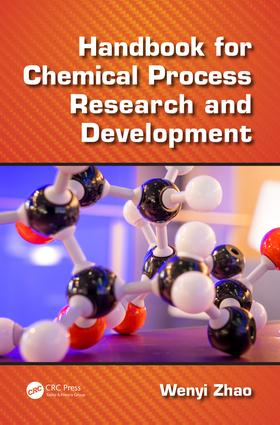 Handbook for Chemical Process Research and Development: 1st Edition (Hardback) book cover