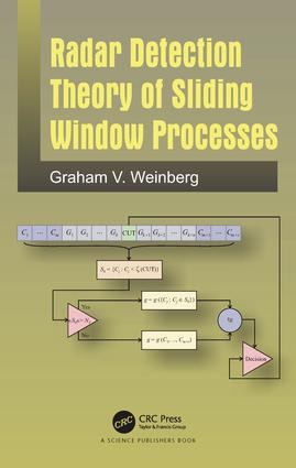 Radar Detection Theory of Sliding Window Processes: 1st Edition (e-Book) book cover