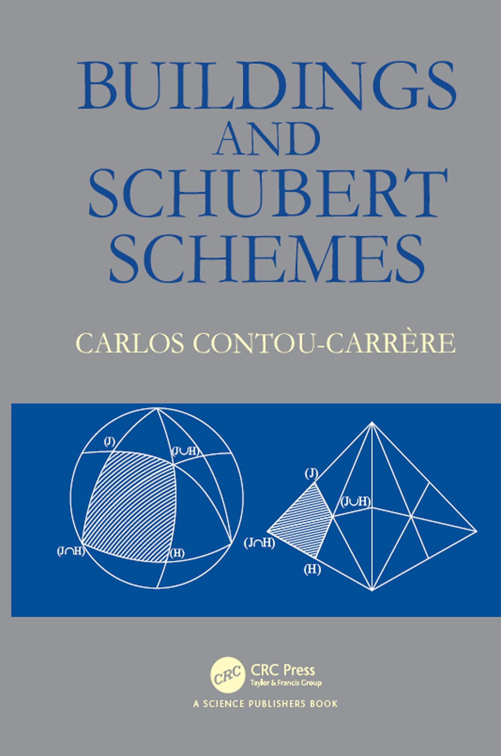 Buildings and Schubert Schemes