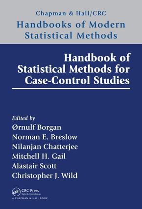 Handbook of Statistical Methods for Case-Control Studies book cover