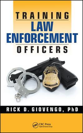 Training Law Enforcement Officers book cover