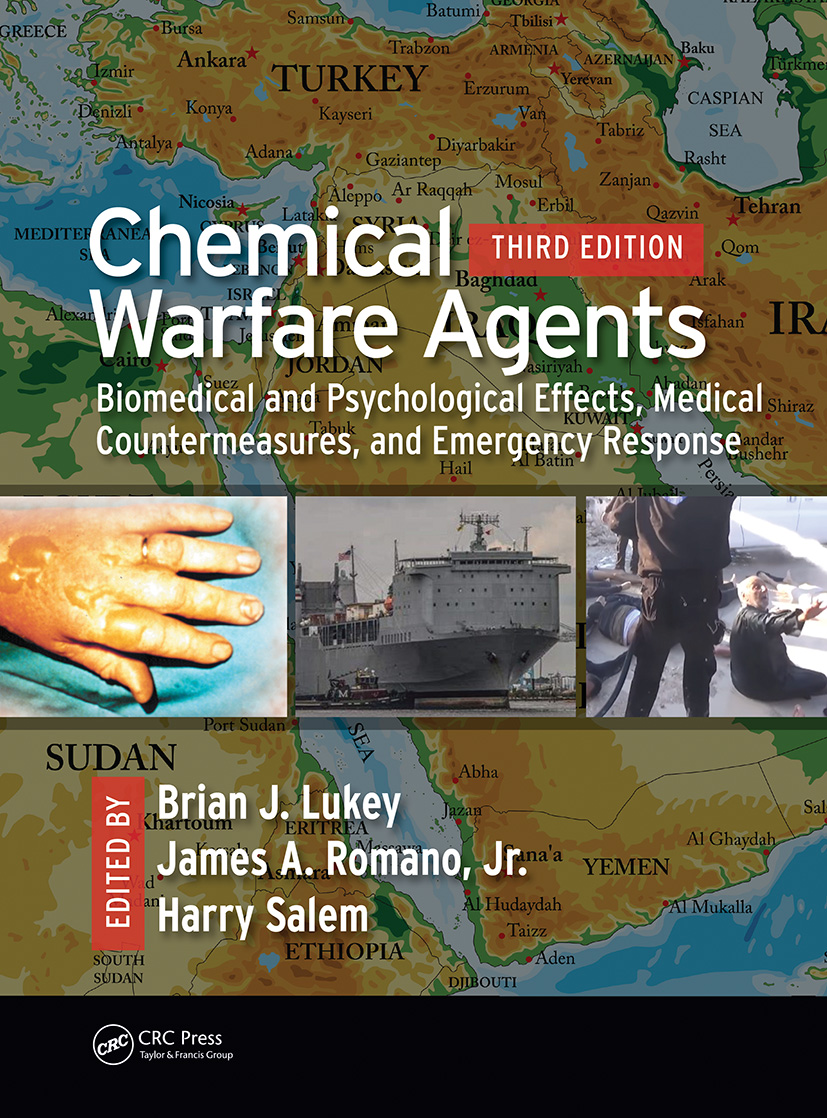 Chemical Warfare Agents: Biomedical and Psychological Effects, Medical Countermeasures, and Emergency Response book cover