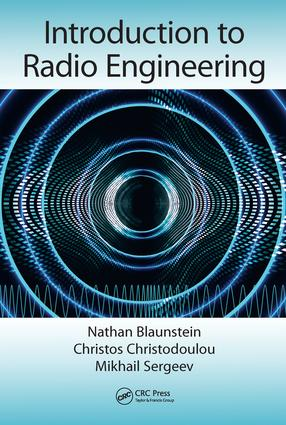 Introduction to Radio Engineering: 1st Edition (Hardback) book cover