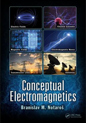 Conceptual Electromagnetics: 1st Edition (Hardback) book cover