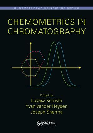 Chemometrics in Chromatography book cover